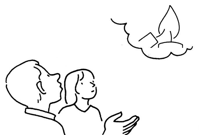 2018 12 08 Journée 30 ans groupe de Prière